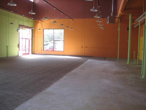811 University Avenue, Berkeley - Retail / Showroom Interior 3